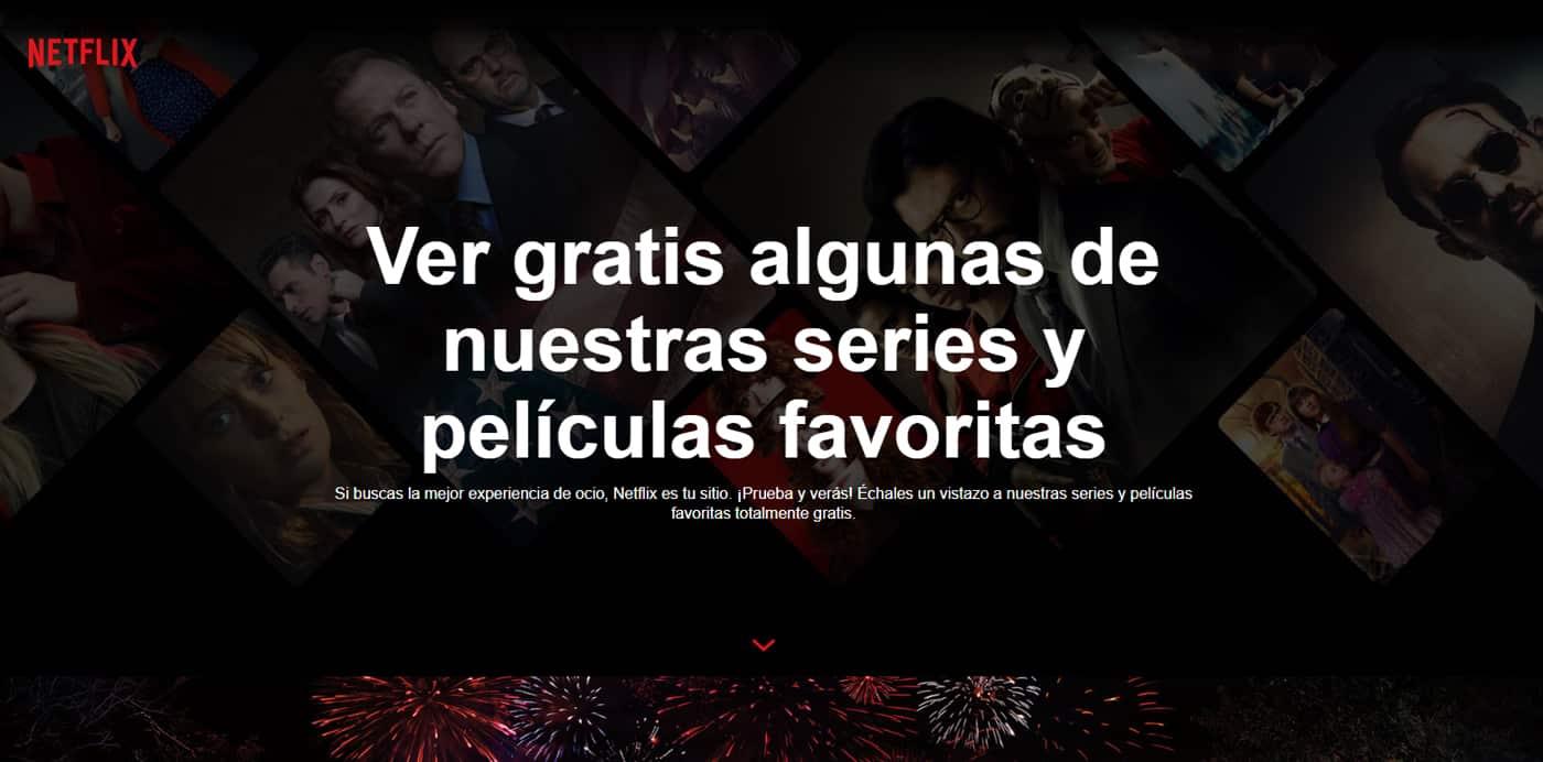 ver Netflix gratis