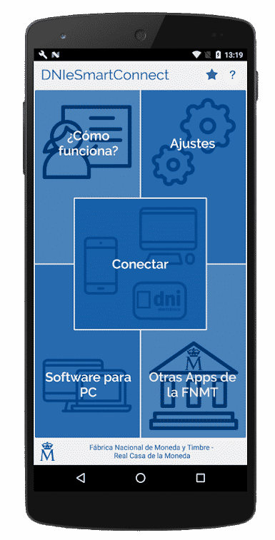app dni nfc android