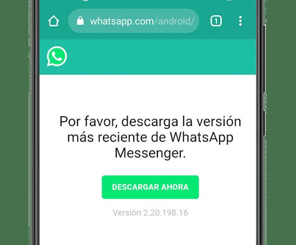 descargar apk web whatsapp