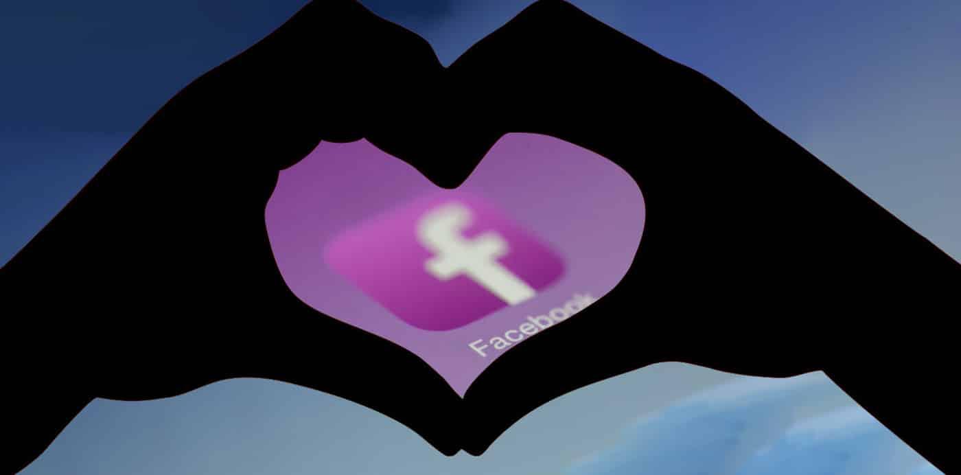 facebook parejas dating
