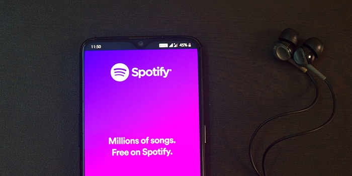 spotify app auriculares