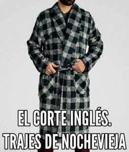 meme el corte ingles coronavirus trajes