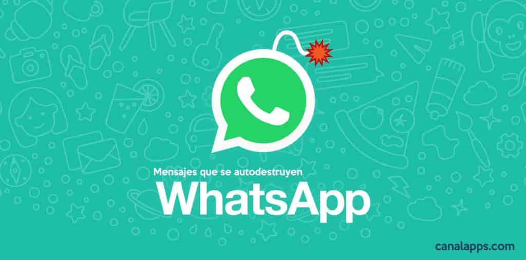 mensajes temporales whatsapp