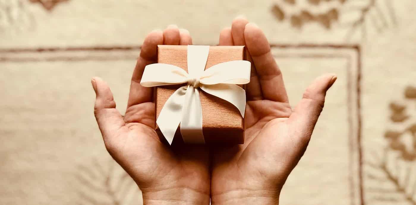 regalo pequeño