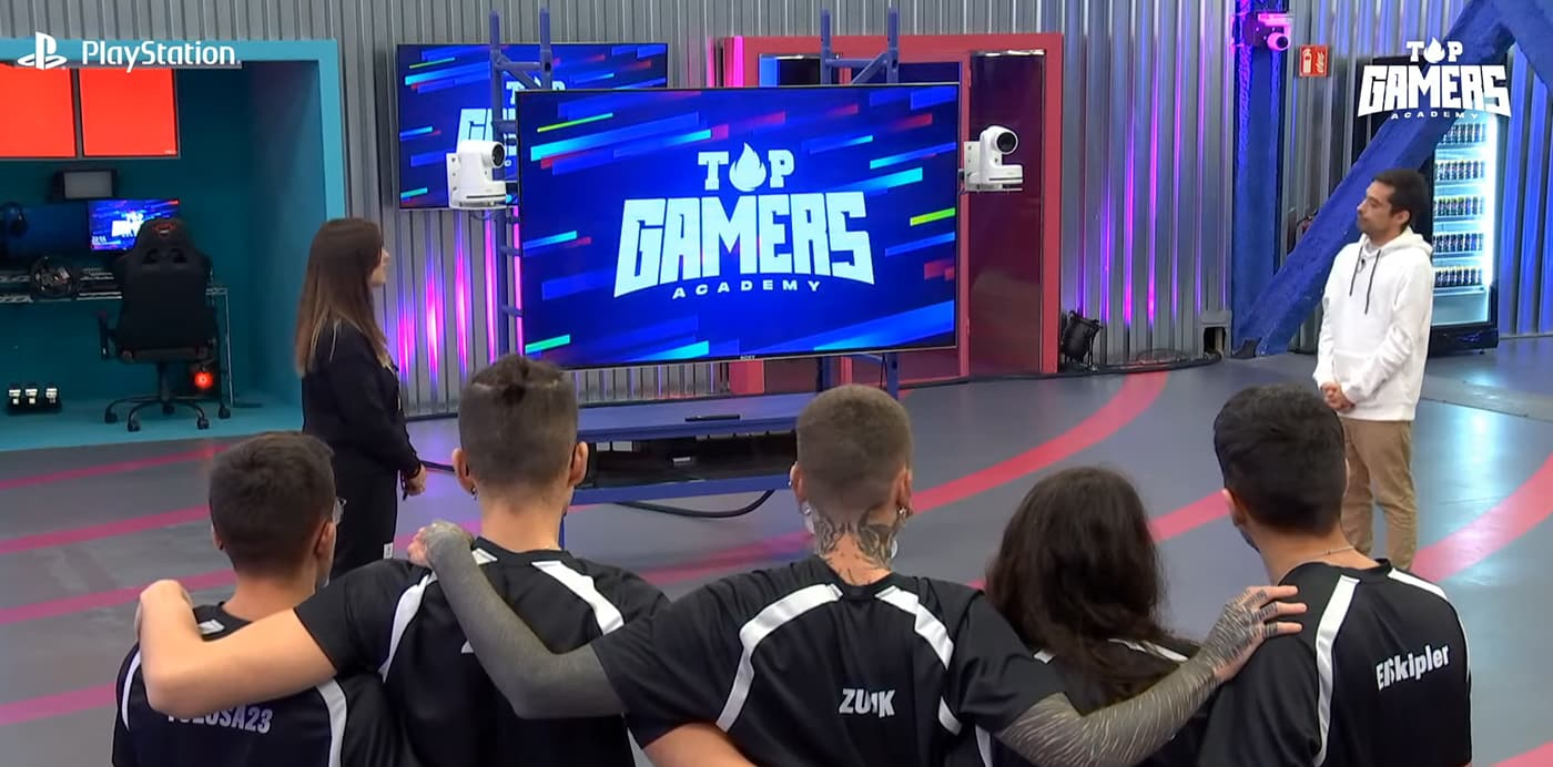 top gamers academy votar ranking