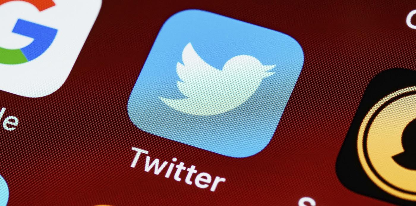 twitterr logo app