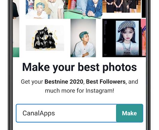 bestnine2020.com instagram nombre