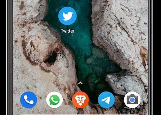app twitter en android