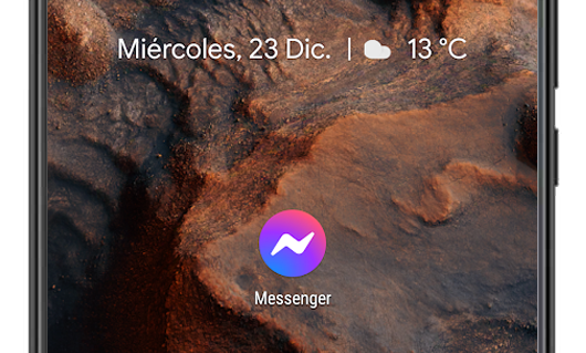 facebook messenger en android