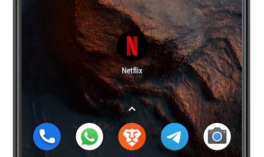 netflix app instalada android