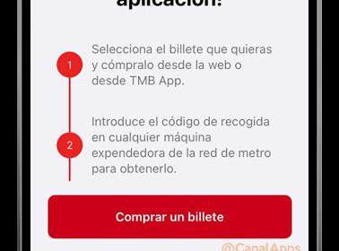 tmb app comprar billete