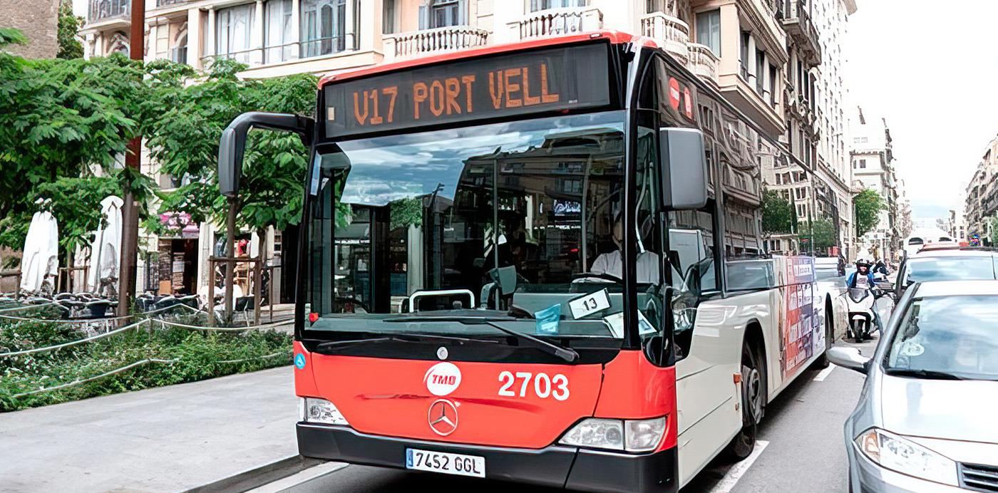 tmb bus