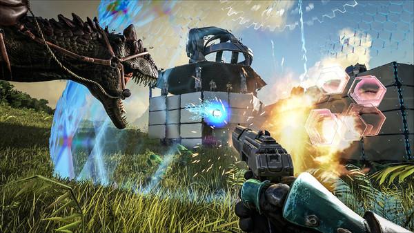 ark survival evolved shooter