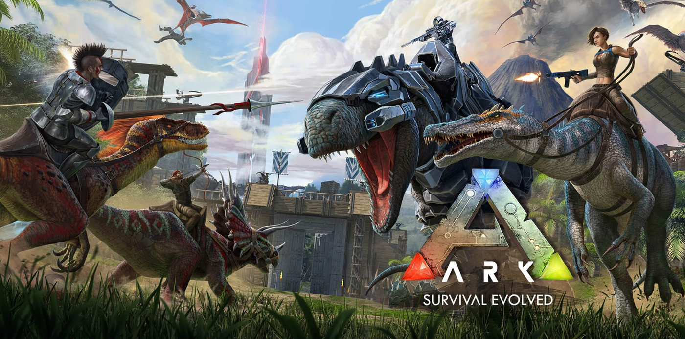 descargar ark survival evolved