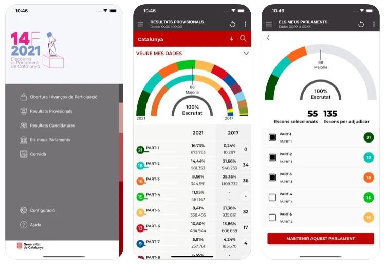 elecciones 14f catalunya app