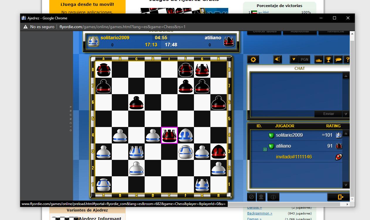 flyordie ajedrez