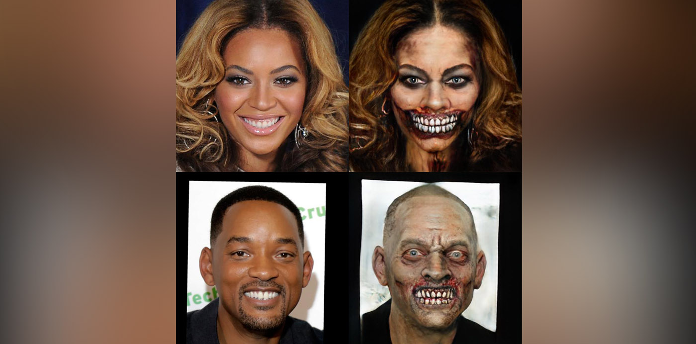 portada convertir zombie filtro canalapps