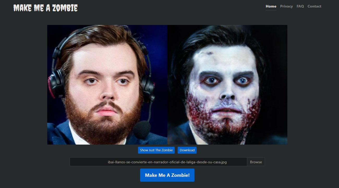 zombie ibai make me a zombie