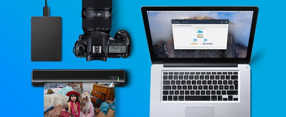 amazon photos escritorio