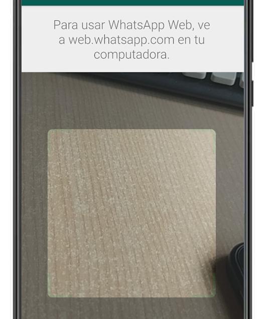 whatsapp web codigo qr