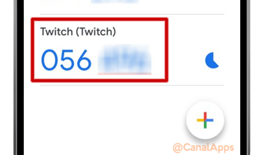 google authenticator twitch codigo verificacion en dos pasos